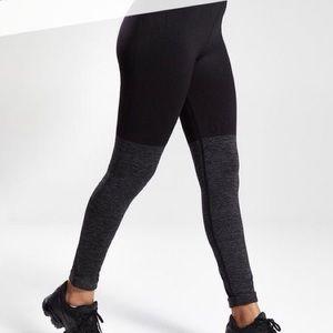Gymshark Two Tone Seamless Leggings